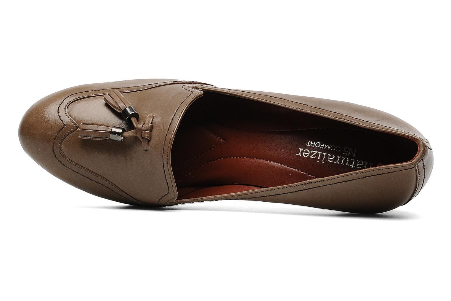 Nation Truffle Taupe Leather