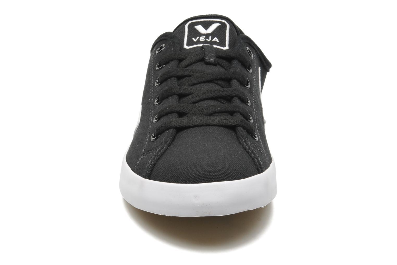 Baskets Veja Taua M Noir vue portées chaussures