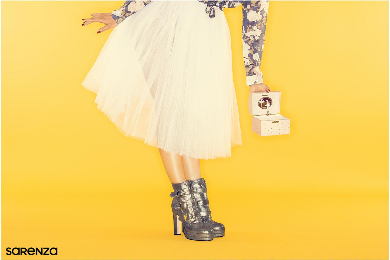 Bottines et boots Terry de Havilland Joni Noir vue 3/4