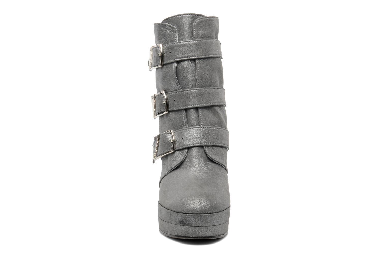 Bottines et boots Terry de Havilland Joni Noir vue portées chaussures