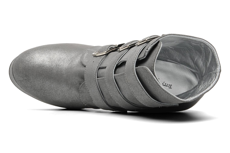 Bottines et boots Terry de Havilland Joni Noir vue gauche