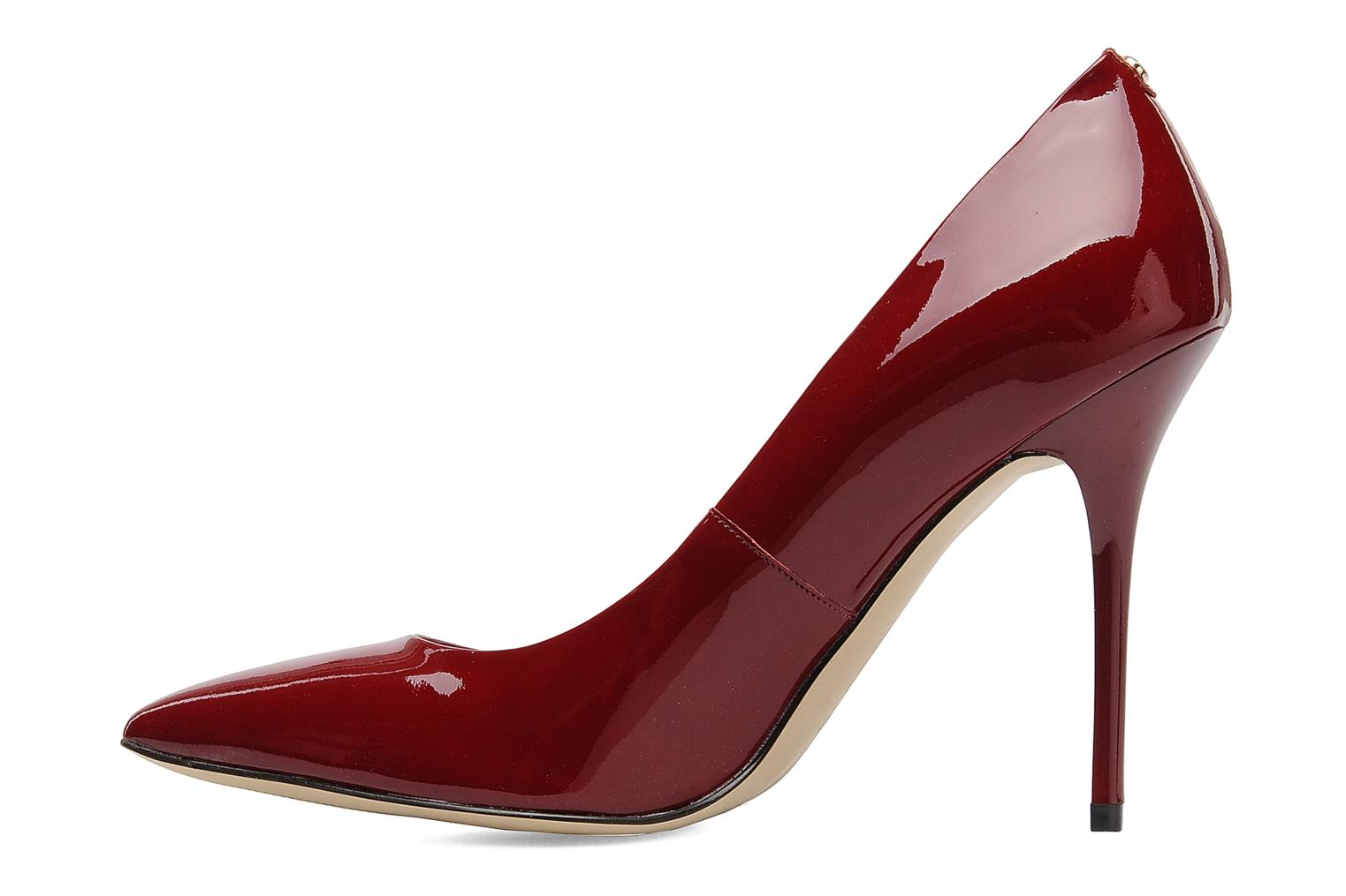 Rolena Patent Dark Red