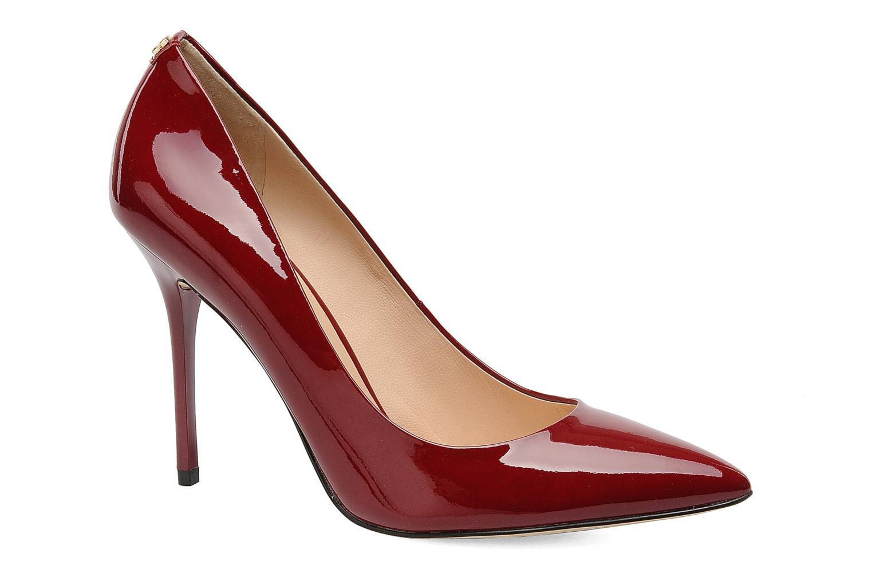 Rolena Patent Dark Red