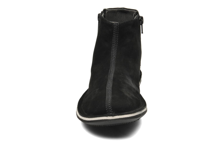 Bottines et boots Camper Beetle 46613 Noir vue portées chaussures