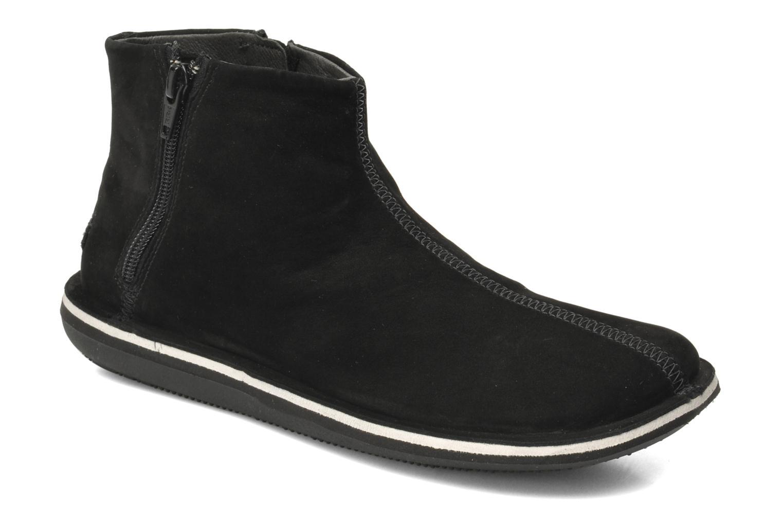 Bottines et boots Camper Beetle 46613 Noir vue détail/paire