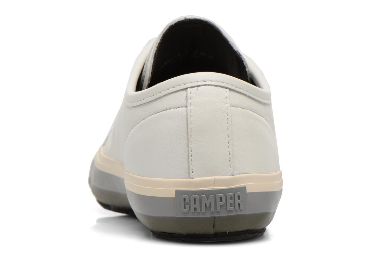Baskets Camper Portol 21888 Blanc vue droite