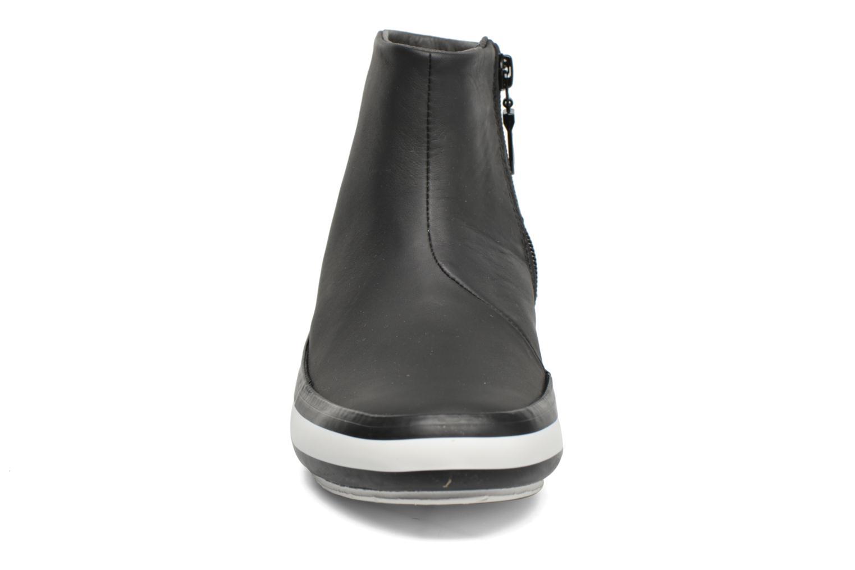 Boots en enkellaarsjes Camper Portol 46622 Zwart model