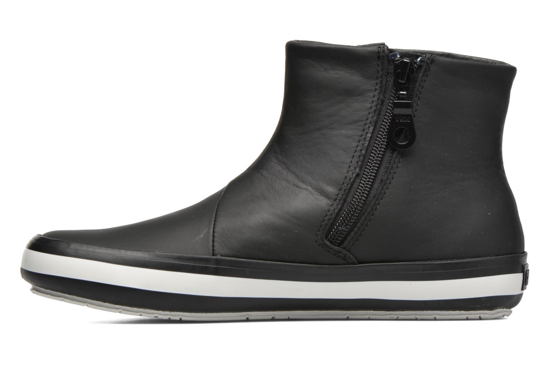 Boots en enkellaarsjes Camper Portol 46622 Zwart voorkant