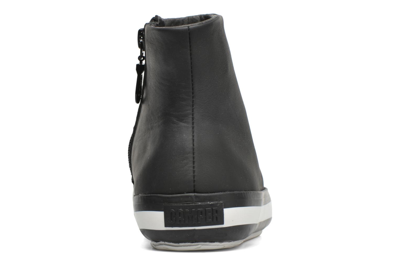 Boots en enkellaarsjes Camper Portol 46622 Zwart rechts