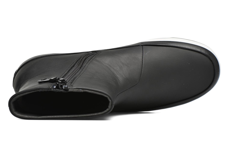 Boots en enkellaarsjes Camper Portol 46622 Zwart links