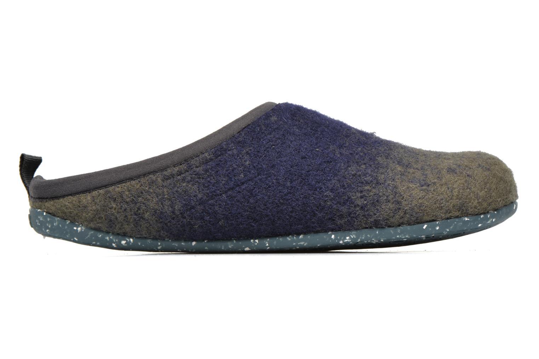 Hausschuhe Camper Wabi 18811 blau ansicht von hinten