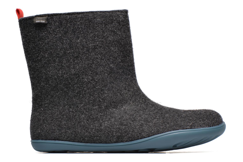 Boots en enkellaarsjes Camper Wabi 46646 Grijs achterkant