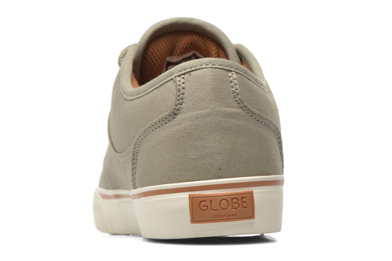Chaussures de sport Globe MAHALO Vert vue droite