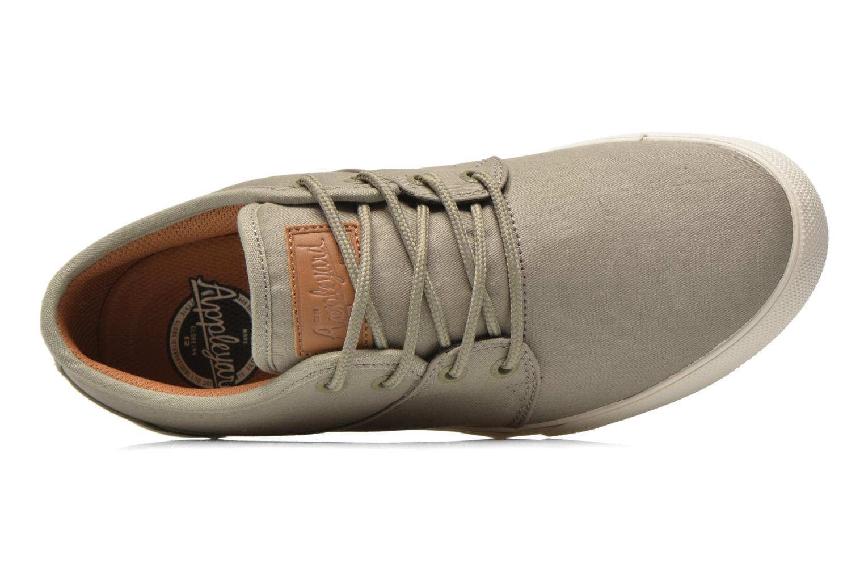 Chaussures de sport Globe MAHALO Vert vue gauche