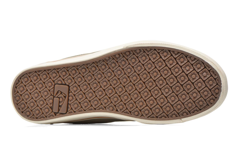 Chaussures de sport Globe MAHALO Vert vue haut