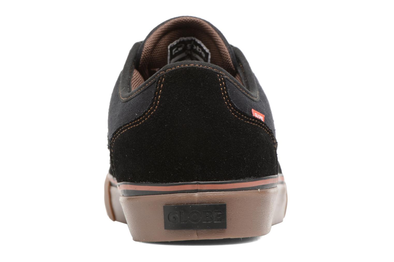 Chaussures de sport Globe MAHALO Noir vue droite