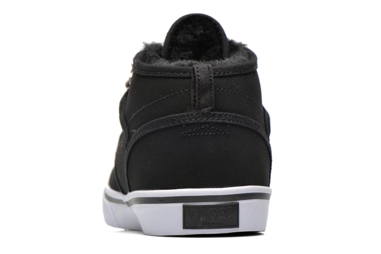 MOTLEY MID FUR Black White Fur