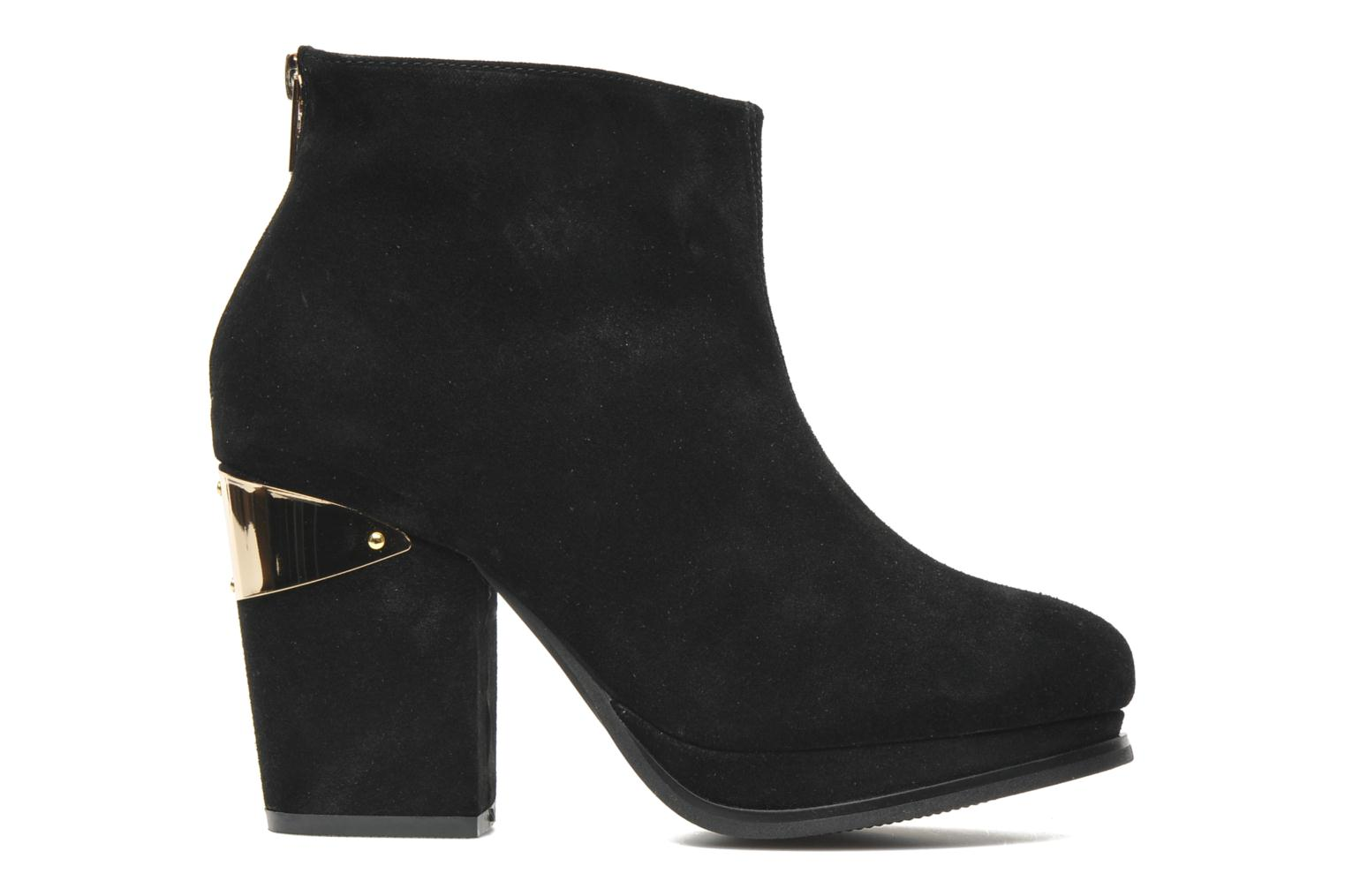 Ankle boots Sol Sana Larry boot Black back view