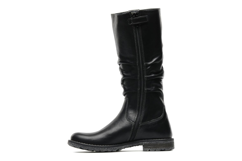 Boots & wellies Stones and Bones Balia Black front view