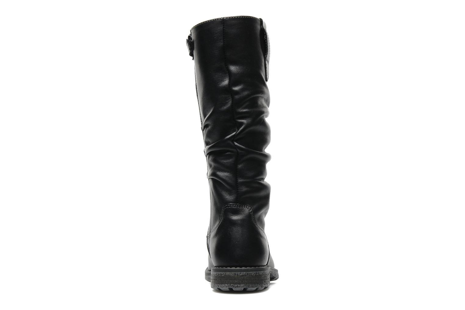 Boots & wellies Stones and Bones Balia Black view from the right