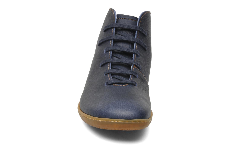 Chaussures à lacets El Naturalista Viajero N267 W Bleu vue portées chaussures