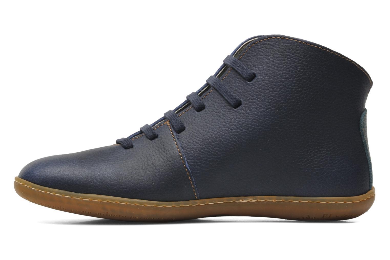 Chaussures à lacets El Naturalista Viajero N267 W Bleu vue face