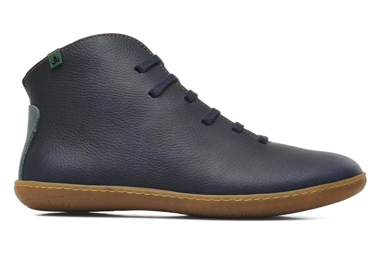 Chaussures à lacets El Naturalista Viajero N267 W Bleu vue derrière