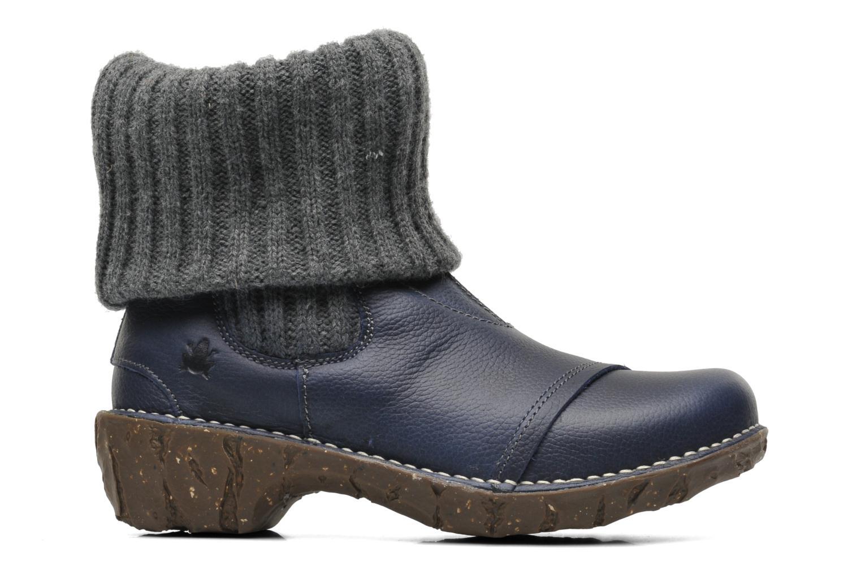 Bottines et boots El Naturalista Iggdrasil N097 Bleu vue derrière