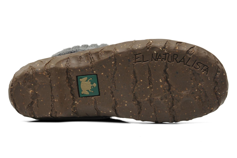 Bottines et boots El Naturalista Iggdrasil N097 Bleu vue haut
