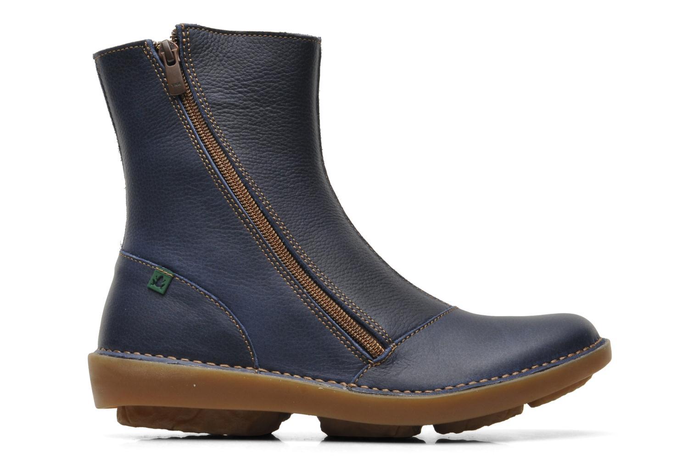 Bottines et boots El Naturalista Runas N193 Bleu vue derrière