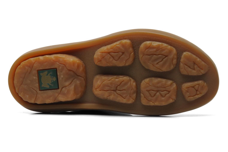 Bottines et boots El Naturalista Runas N193 Bleu vue haut