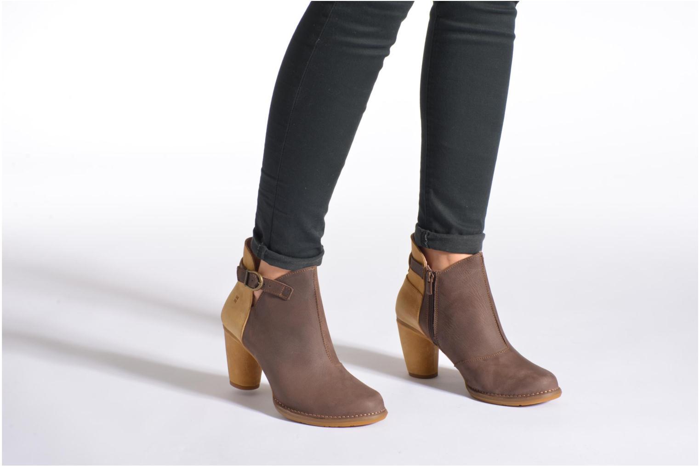 Boots en enkellaarsjes El Naturalista Colibri N472 Bruin onder