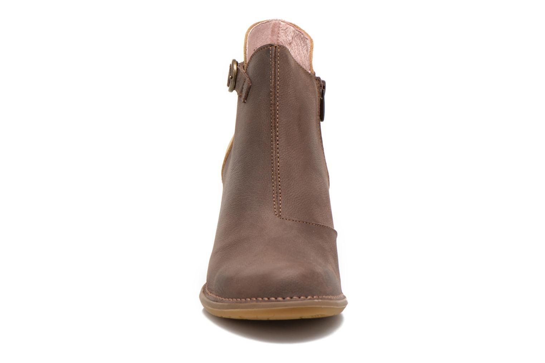 Boots en enkellaarsjes El Naturalista Colibri N472 Bruin model