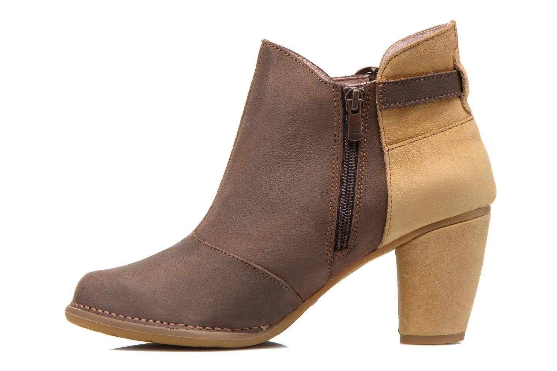Boots en enkellaarsjes El Naturalista Colibri N472 Bruin voorkant