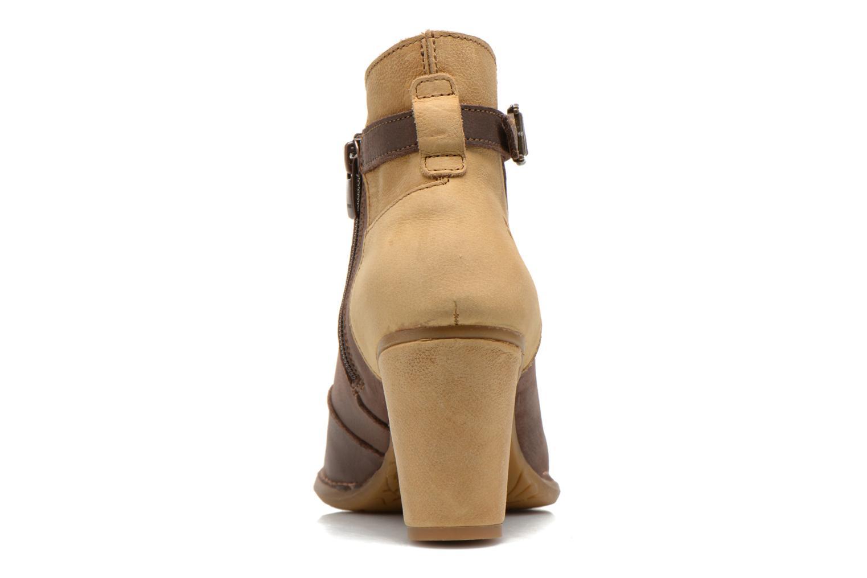 Boots en enkellaarsjes El Naturalista Colibri N472 Bruin rechts
