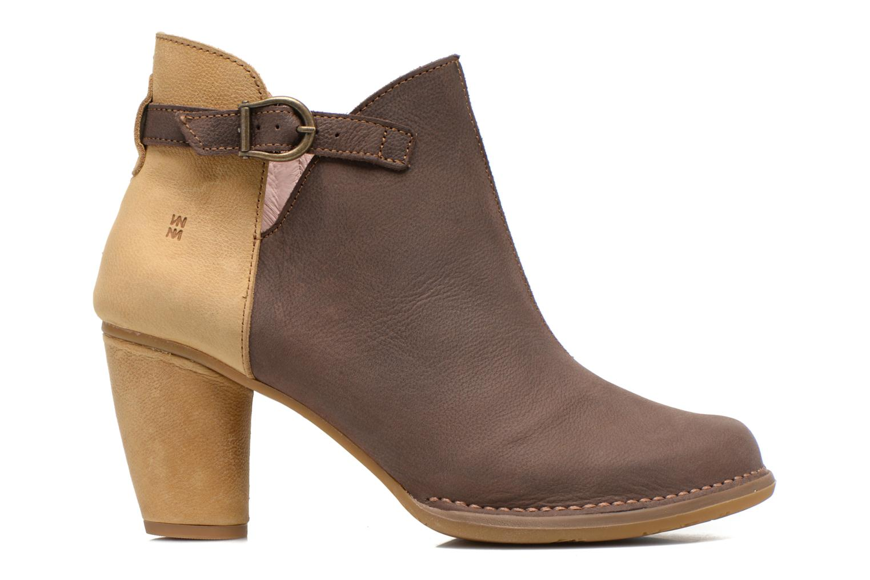 Boots en enkellaarsjes El Naturalista Colibri N472 Bruin achterkant