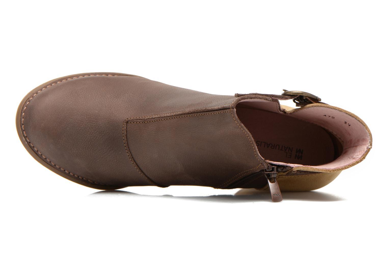 Boots en enkellaarsjes El Naturalista Colibri N472 Bruin links