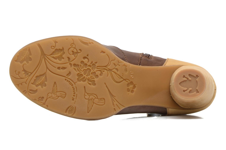 Boots en enkellaarsjes El Naturalista Colibri N472 Bruin boven