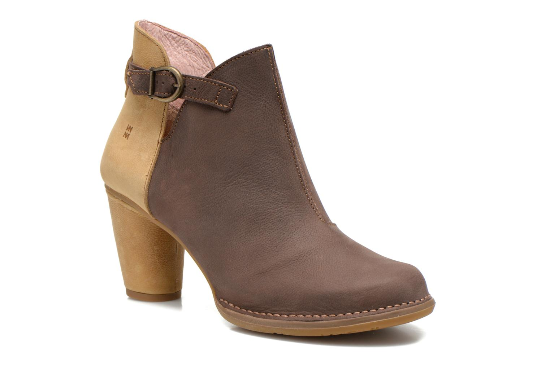Boots en enkellaarsjes El Naturalista Colibri N472 Bruin detail