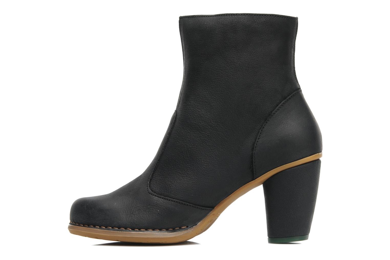 Boots en enkellaarsjes El Naturalista Colibri N473 Zwart voorkant