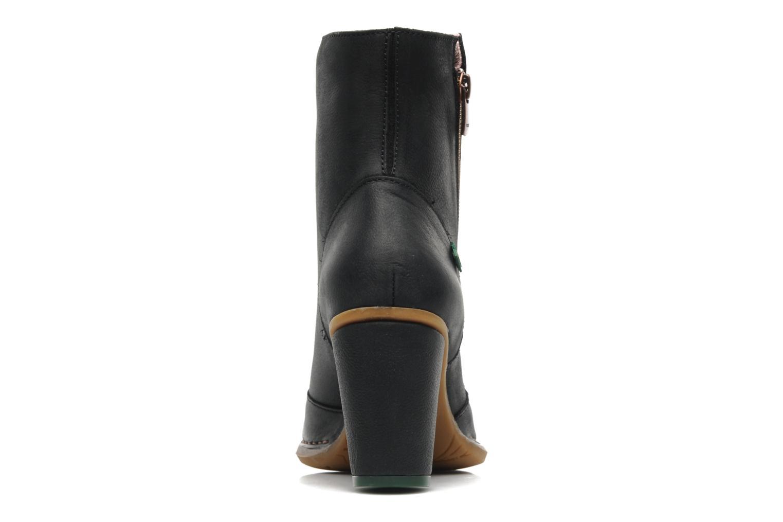 Boots en enkellaarsjes El Naturalista Colibri N473 Zwart rechts