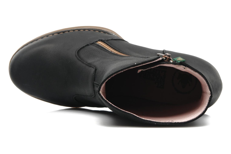 Boots en enkellaarsjes El Naturalista Colibri N473 Zwart links