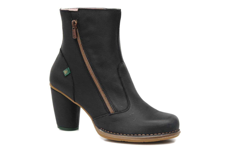Boots en enkellaarsjes El Naturalista Colibri N473 Zwart detail