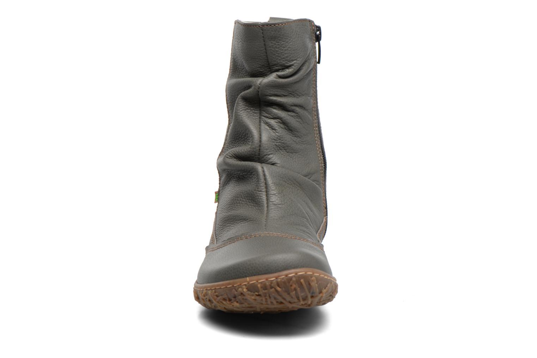 Boots en enkellaarsjes El Naturalista Nido Ella N722 Grijs model