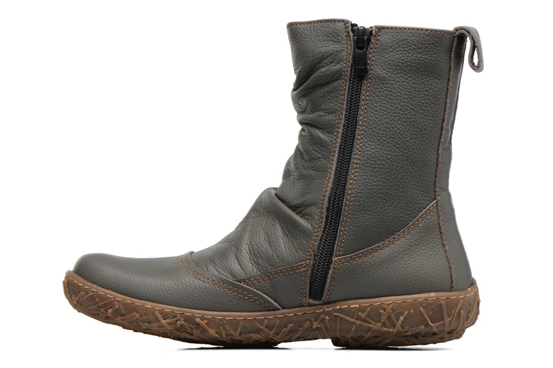 Boots en enkellaarsjes El Naturalista Nido Ella N722 Grijs voorkant