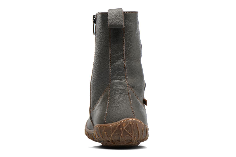 Boots en enkellaarsjes El Naturalista Nido Ella N722 Grijs rechts
