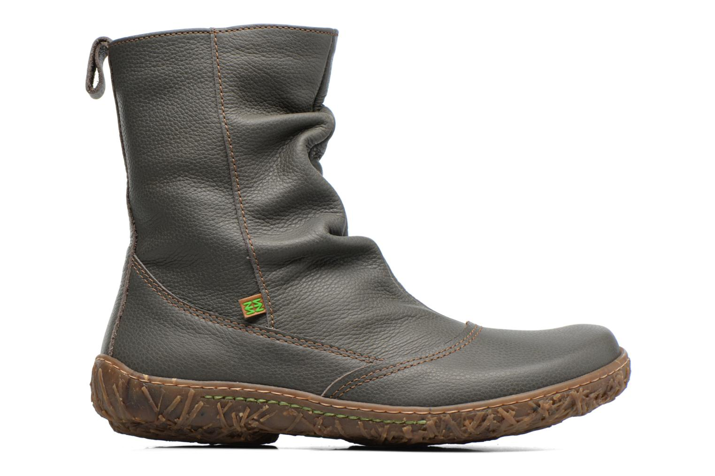 Boots en enkellaarsjes El Naturalista Nido Ella N722 Grijs achterkant