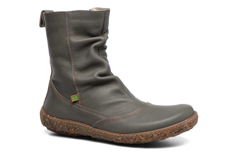 Boots en enkellaarsjes El Naturalista Nido Ella N722 Grijs detail