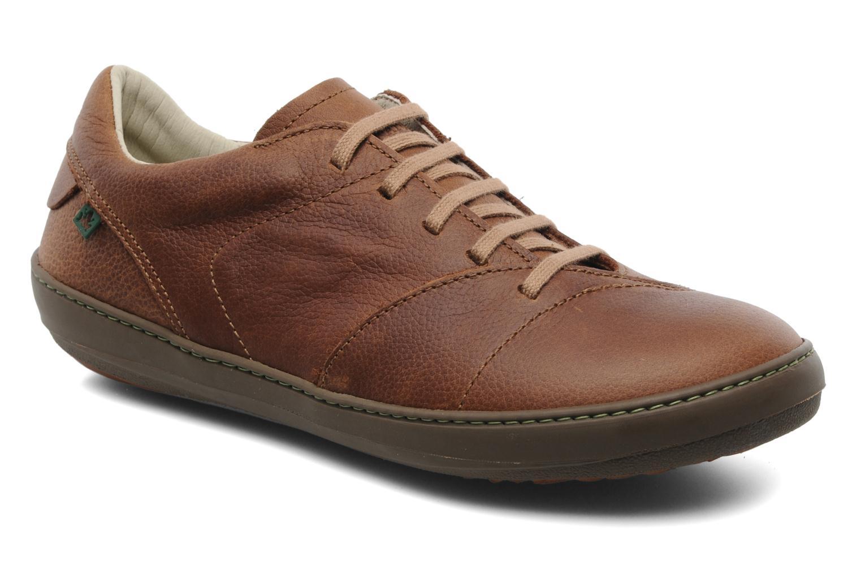El Naturalista Meteo N211 (Marron) - Chaussures à lacets chez Sarenza (187948)