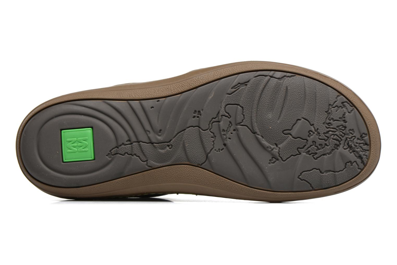 Chaussures à lacets El Naturalista Meteo N211 Bleu vue haut